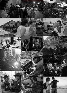 filmcrew collage